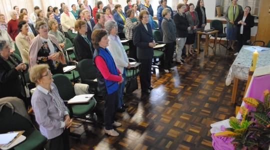 Irmãs participam da Assembleia Geral do Instituto Religioso Bárbara Maix