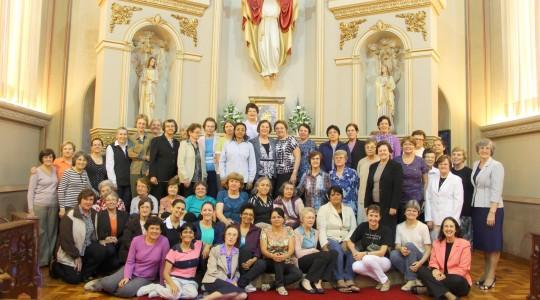 Realizadas as Assembleias Gerais da Sociedade Educação e Caridade e do Instituto Religioso Bárbara Maix