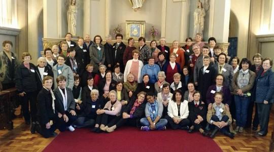 Realizado encontro de cuidadoras e saúde comunitária