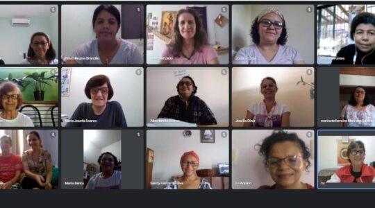 Encontro reúne comunidades que promovem Projetos Sociais Solidários na Província Guadalupe