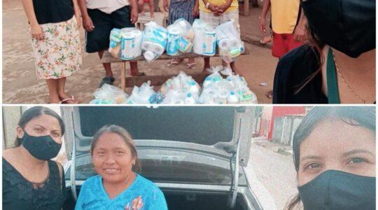 Araguaína/TO: Rede de solidariedade Bem Viver