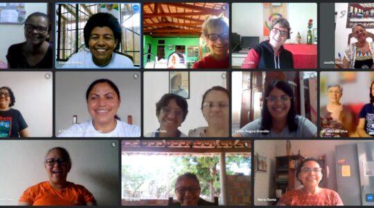 Encontro online reuniu comunidades que promovem Projetos Sociais Solidários na Província Guadalupe